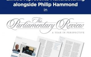 lincad_parliamentary-review_-poster