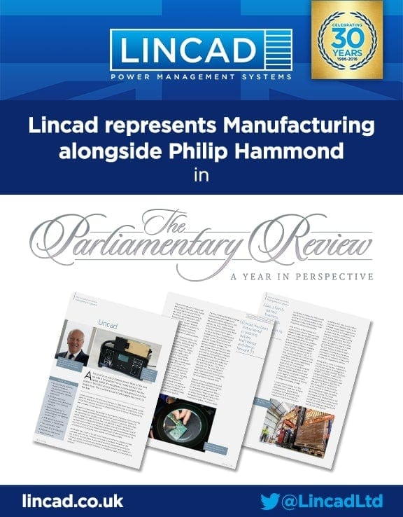 lincad_parliamentary-review_-poster