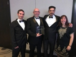 Lincad wins at Made in the South East Awards