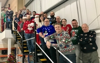 Lincads Christmas Jumper Day 2017