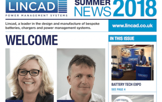 Lincad Newsletter Summer 2018