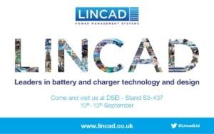 Lincad at DSEI 2019 - Social poster