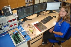 Gemma Intern Learning at Lincad