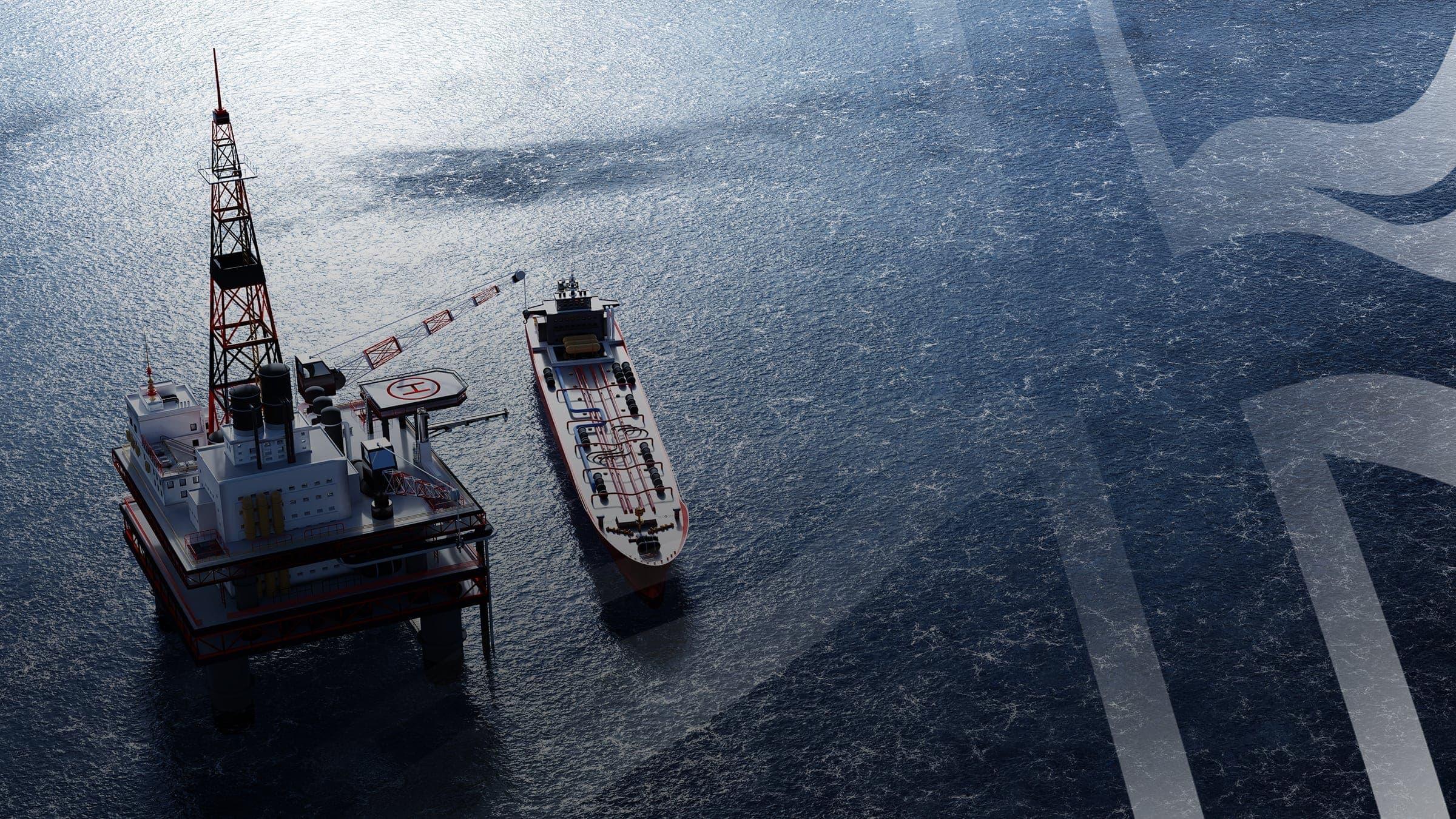 Off Shore Oil