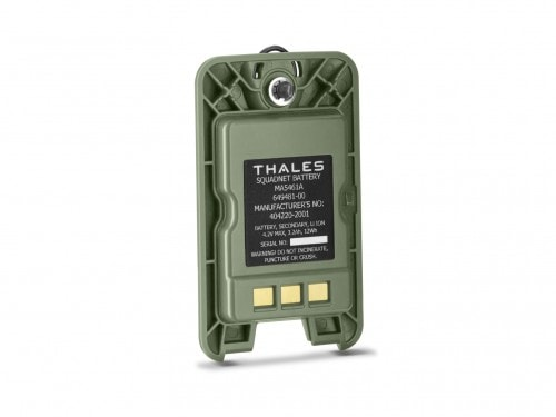 Rechargeable Battery Squadnet