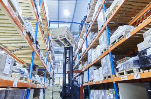 Lincad Storage Warehouse